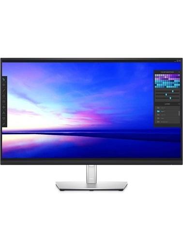 Dell Dell 32 P3221D 2560X1440 60Hz Dp Hdmı 8Ms Ips Monitör Renkli